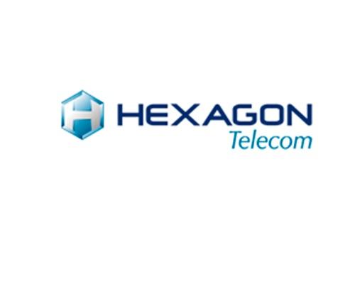 Logotipo Hexagon